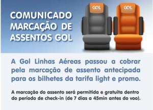 ASSENTOS GOL